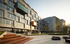 杭州阿里巴巴总部办公大楼案例赏析
