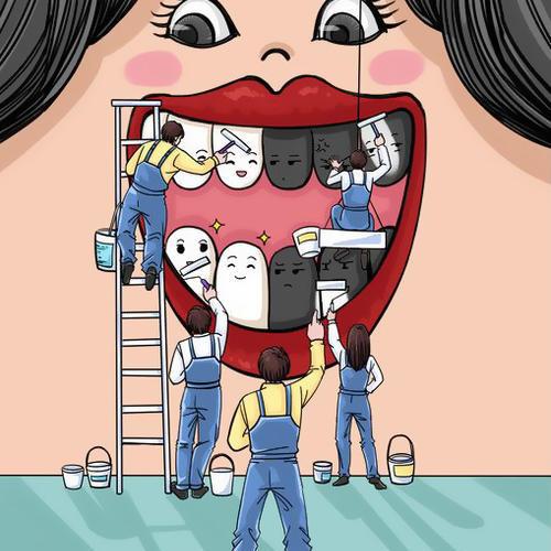 口腔医院品牌策划