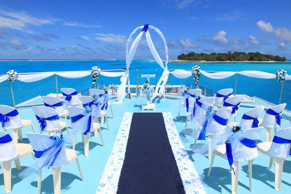 游船婚礼具有哪些特点