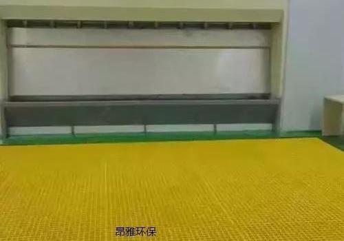 无泵式喷漆房