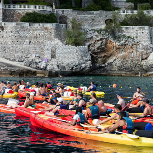 夏日最IN的團隊建設方式|2019巡洋艦主題團隊建設《逐浪皮劃》