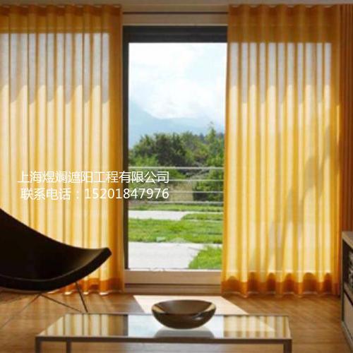 电动窗帘会选择才能美美的