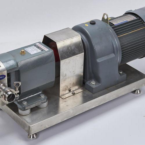 上海天田TRA型凸轮转子泵