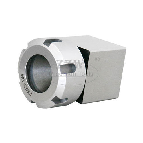 Square ER-32 Collet Block
