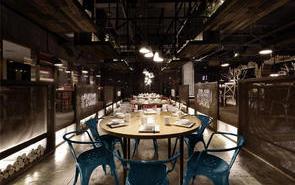 上海店铺装修设计之咖啡厅如何装修能营造出舒缓的环境
