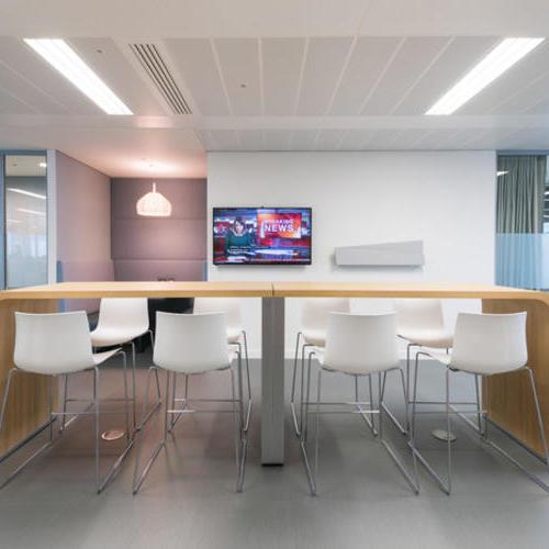 办公室装修中环保材料的选择