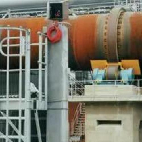 建筑材料-水泥加工窑壳温度监测