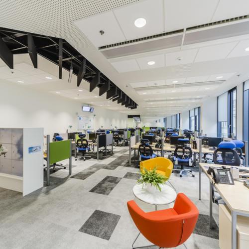 loft风格办公室装修设计