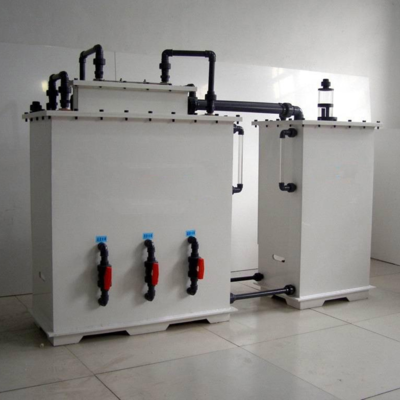 Electrolytic equipment