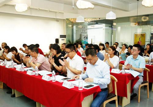 三井街道新的社会阶层人士联合会成立,常州担路被推选为秘书长单位!