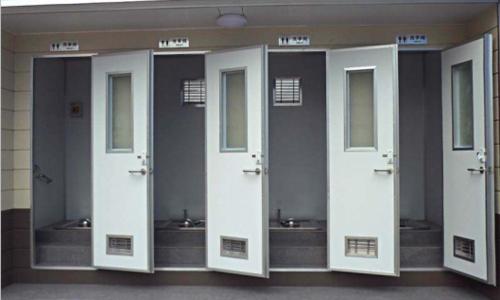 市政厕所设施