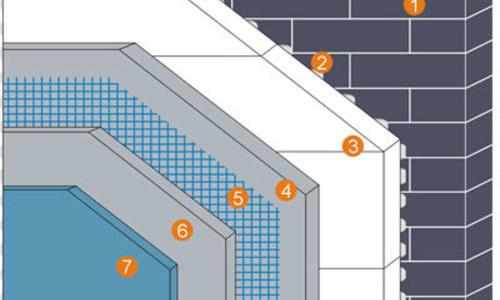 建筑节能材料展区