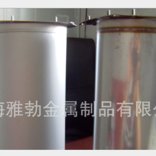 Pickling passivation process