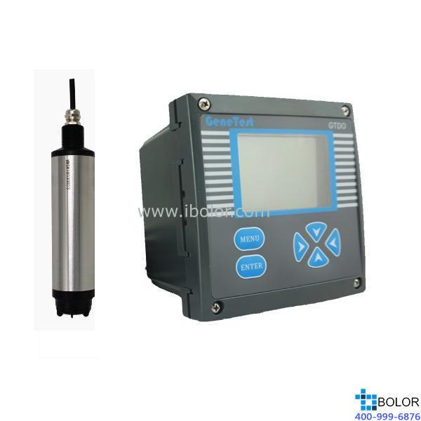 GTDO-600 在线荧光法溶解氧仪 溶解氧:0.2~25.0mg/L 荧光法探头;10米线长 GeneTest