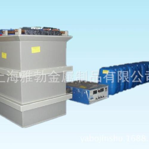 Electrolytic polishing equipment