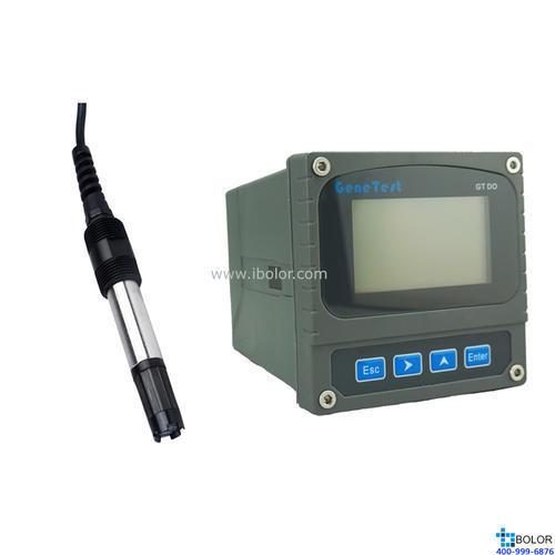 GTDO-400 在线溶解氧仪 覆膜法(特氟龙薄膜) 溶解氧:0.2~25.0mg/L ;10米电极线