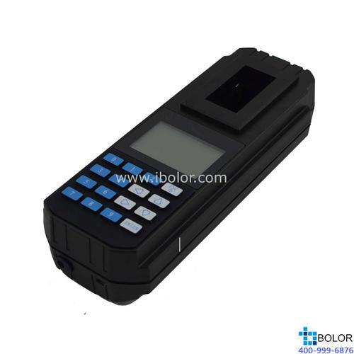 GTZD-1000P 便携式精密浊度仪;测量范围:0~1000NTU;*小分辨率:0.01 GeneTest