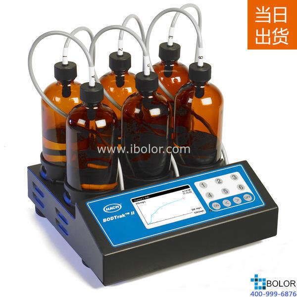 BODTrakII 生化需氧量分析儀 0-35 mg/L,0-70 mg/L,0-350 mg/L,0-700mg/L