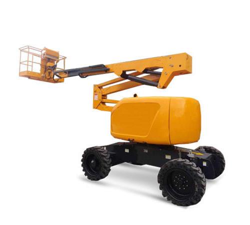 20米内燃曲臂高空作业平台