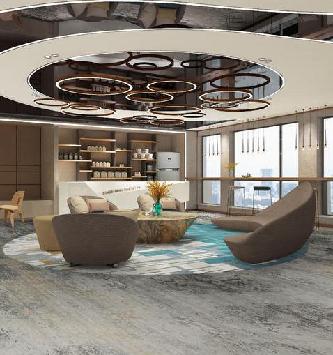 北大未名(上海)投資控股有限公司辦公室裝修案例