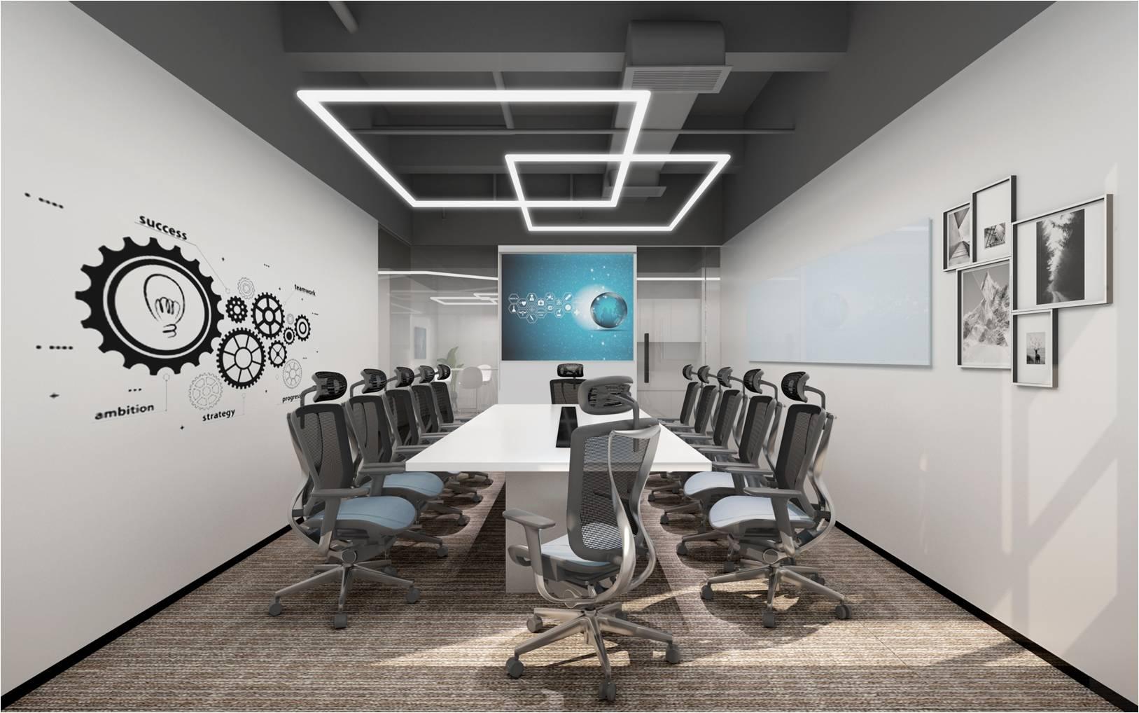 中会议室设计