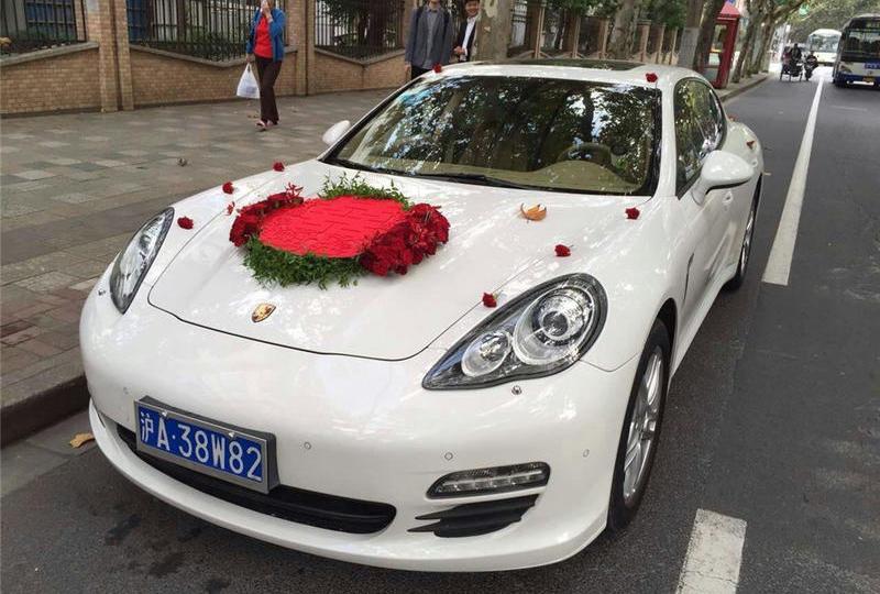 上海结婚网 婚庆租车 上海业内人士 提醒婚车租赁主要事项 保时捷帕拉梅拉婚车租赁多少钱