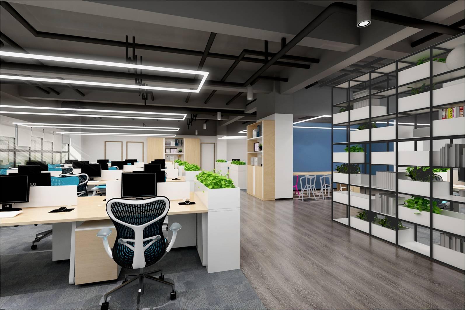 辦公區設計