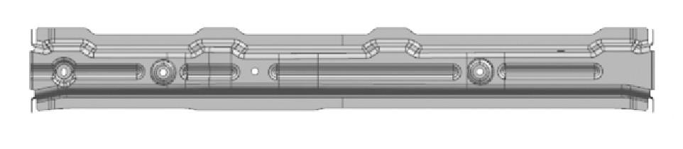 图1 零件三维模型