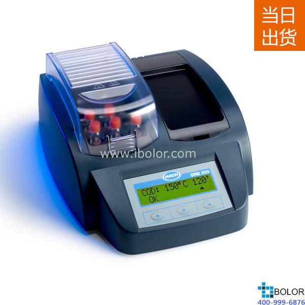 DRB200智能消解器 15个16mm孔;COD消解器;总氮消解器;总磷消解器 HACH/哈希 LTV082.80.40001