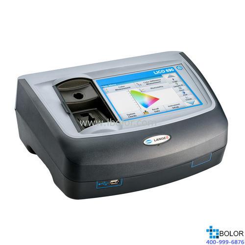 LICO 690專業液體色度儀 26個內置色標 替代LICO 500 HACH/哈希 LMV187.99.40001