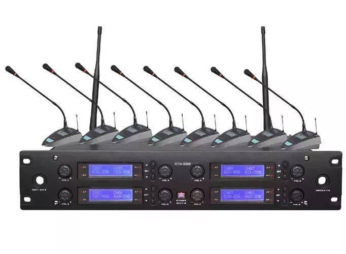 EAV无线会议室麦克风