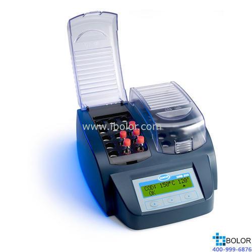 DRB200智能消解器 21個16mm孔;4個20mm孔;COD\總氮消解器 HACH/哈希 LTG082.03.42003