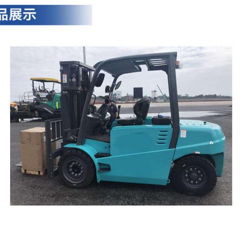 6-12吨电动叉车