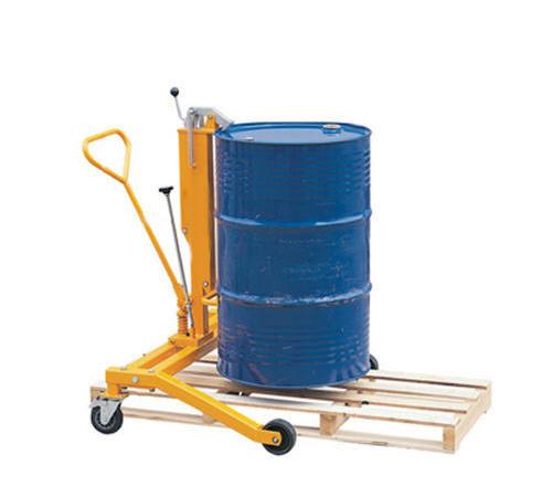液压式油桶搬运车