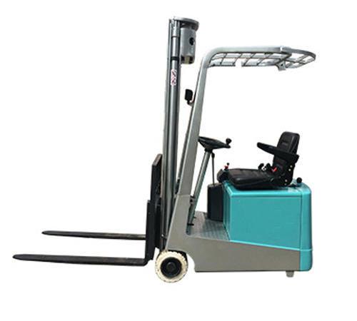 迷你型平衡重电动叉车(三支点)
