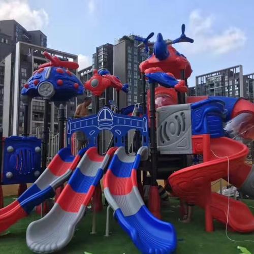 玩具系列设施