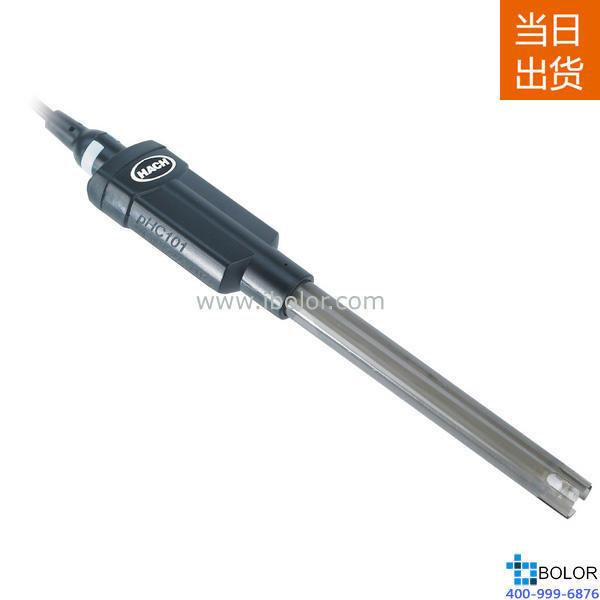 PHC10103 3米电缆,适合污水用,HACH PH电极;凝胶标准型复合电极;PH传感器;PHC 10103