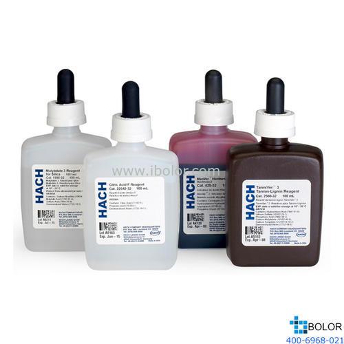 20760-32磷酸鹽試劑 0.3-45.00mg/L 100mL HACH/哈希 2076032