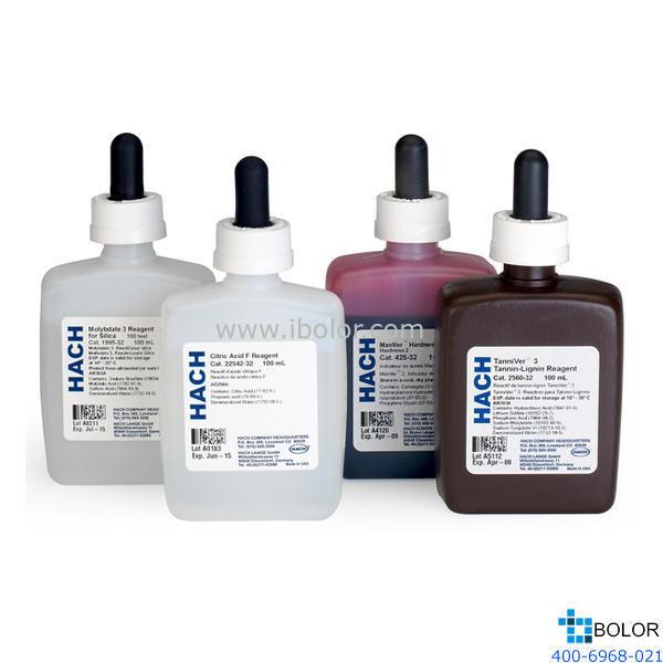 20760-32磷酸盐试剂 0.3-45.00mg/L 100mL HACH/哈希 2076032