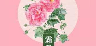 上海锡美电梯装潢有限公司提醒您今天霜降了,做好迎接冬天的准备!