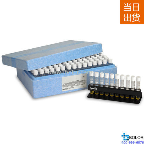 24158-15 COD预制试剂 0.7-40mg/L 150支 HACH/哈希 2415815 哈希试剂