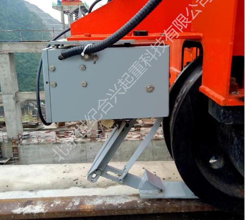 MQQSD-G系列自动刹车定位器工程案例