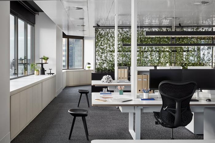 办公室窗帘设计