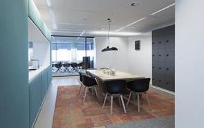 如何控制办公室设计的色调?