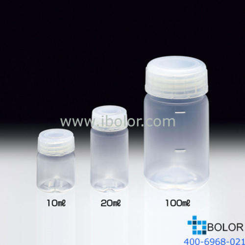 PFA广口瓶,100mL 原装进口,耐腐蚀