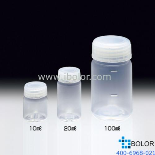 PFA廣口瓶,100mL 原裝進口,耐腐蝕