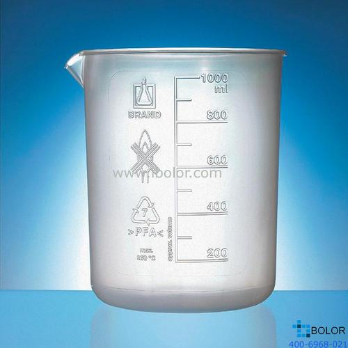 Brand PFA烧杯,25mL 低型 Brand/普兰德 90120