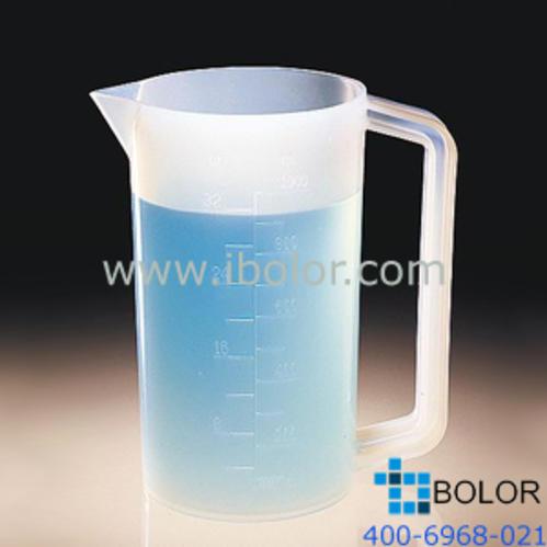 Nalgene PFA燒杯(帶柄),3000mL NALGENE/耐潔 DS1511-3000