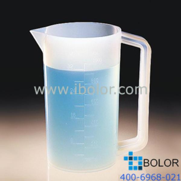 Nalgene PFA烧杯(带柄),1000mL NALGENE/耐洁 DS1511-1000