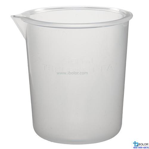 Nalgene PFA燒杯,50mL 低型 NALGENE/耐潔;1510-0050